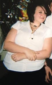 Me at my heaviest circa 2007